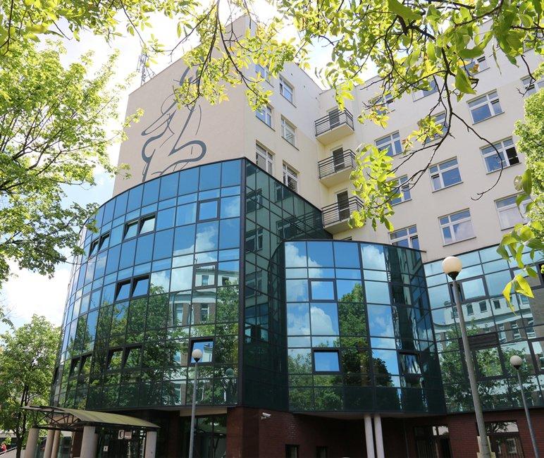 zdjęcie budynku APS