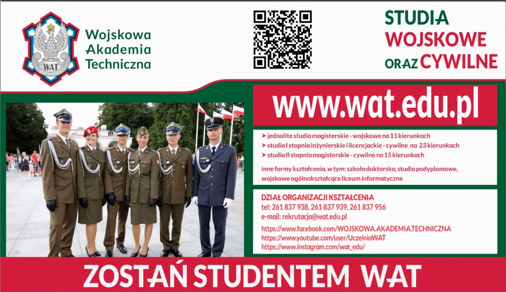 studia Wojskowa Akademia Techniczna